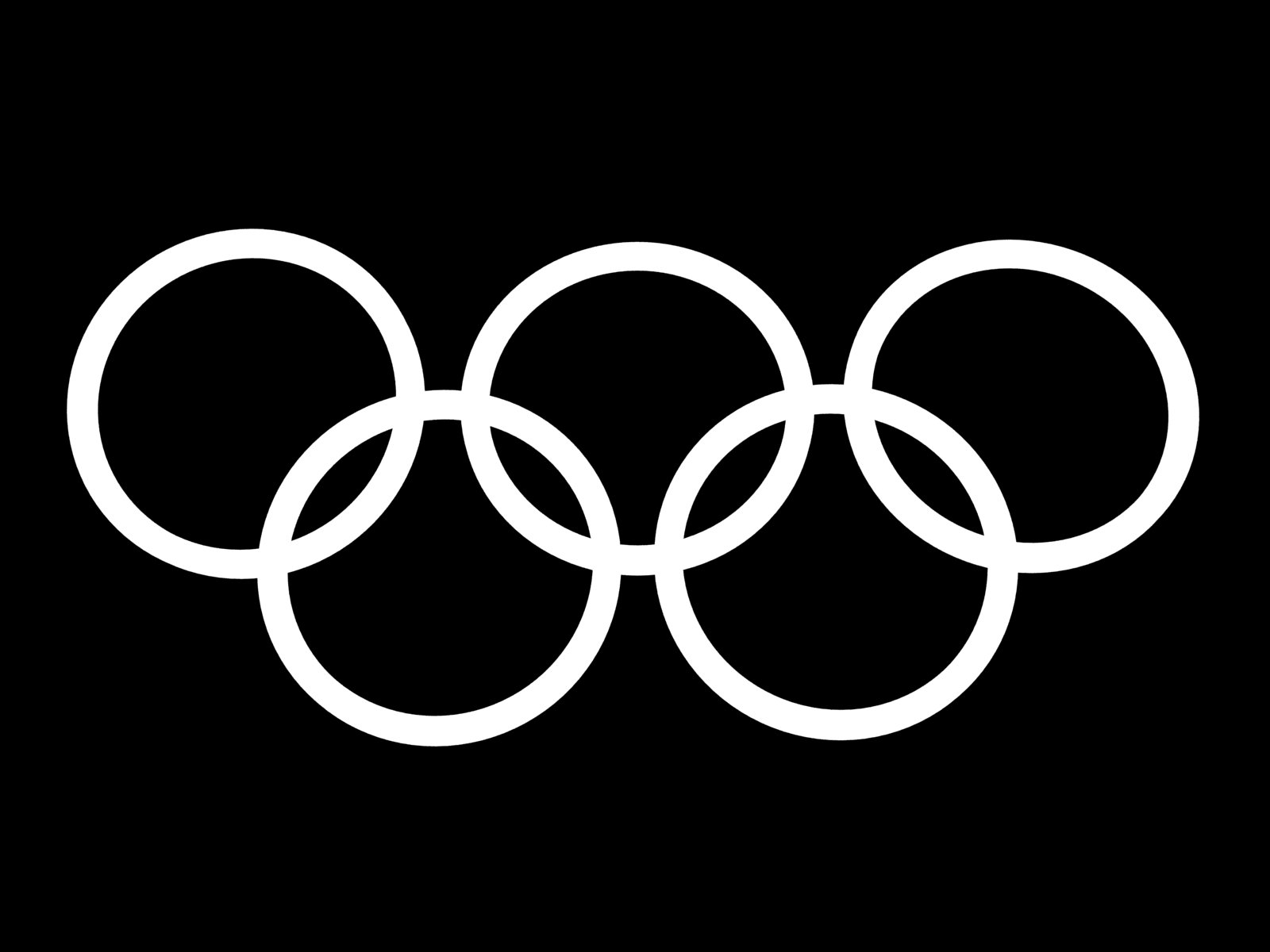 olympic games logo your personal jesus