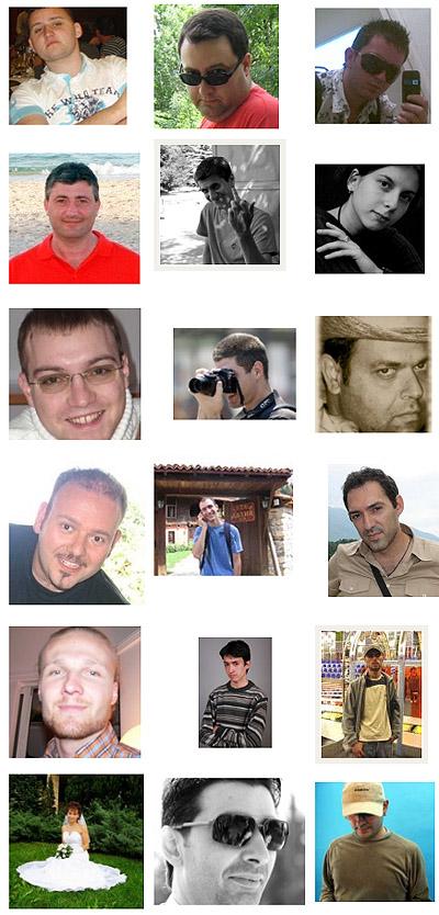 random bloggers